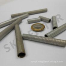 Stainless Steel Sintered Filter Tube for Servo Valve