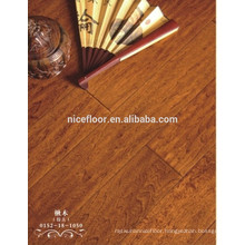 Catalpa Wood mutil-layer engineered wood flooring