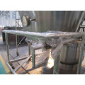 material antiestático Fluidizing drying equipment