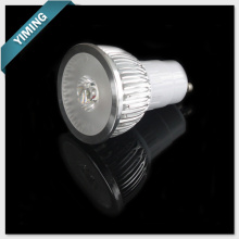 Alta potencia 3W GU10 LED Spotlight