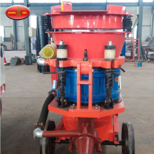 PZ-7 Electric Dry Mix Shotcrete Machine para la venta