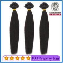 100 Human Hair 8-30 Inch Nail/U Tip Hair with Thick Bottom