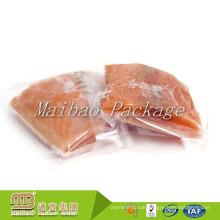FDA Approved Custom Made Heat Seal Food Grade Packaging Plastic Biodegradable Vacuum Seal Bags