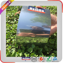 High Levelling Reflective Paint Mirror Effect Imitate Chrome Silver Pigment Powder Coating