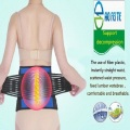 Back pain relief waist support band belts