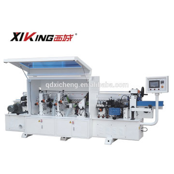 automatic edge bander /edge banding machine for woodworking/PVC autoamtic wood edge banding machine