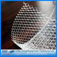 Low Carbon und Aluminium Expanded Plate Mesh
