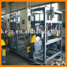 Mineral Wool Sandwich Panel Machine