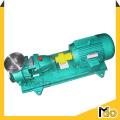 Edelstahl-zentrifugale chemische Pumpen-mechanische Ausrüstung
