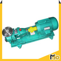 2900rpm 37kw electric Horizontal Chemical Fertilizer Pump