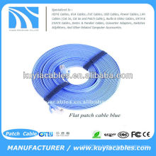 BRAND NEW PREMIUM Cable de alta velocidad RJ45 CAT6 Flat PATCH