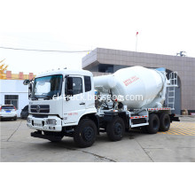 DONGFENG 8x4 truck mixer