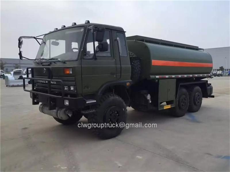 Fuel Tank Truck 4