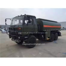 Caminhão-tanque de óleo pesado Dongfeng 6x6