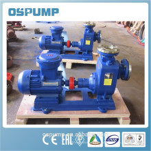 Bathroom dedicated self-priming pump