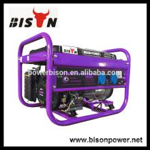 BISON(CHINA)Portable generator gasoline 4kva portable generator, 4kw portable generator, 4000w portable generator