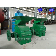 Samll Crushing Plant Hammer Mill with Diesel Engine