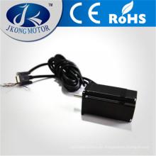 Motor paso a paso de ciclo cerrado de 57 mm con controlador y cables de 3M / Motor paso a paso de circuito cerrado de 2.2Nm / JK57HS82-4204BFED-01