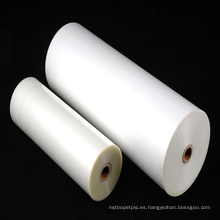 Película laminada para laminado de mascotas para impresión offset (YD250mic)
