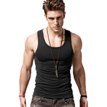 Mens Cotton Gym Stringer Tank Top Wholesale