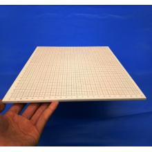 Refractory 99% Aluminum Oxide Alumina Ceramic Setter Plates
