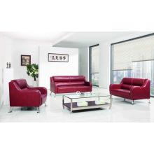 2016 Гуандун кожаный офисный диван (DX536)