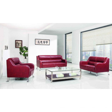 2016 Guangdong Leather Office Sofa Set (DX536)