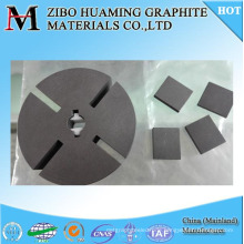 Aluminum degassing graphite rotor for sale