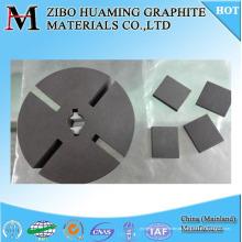 Rotor de grafite de desgaseificação de alumínio para venda