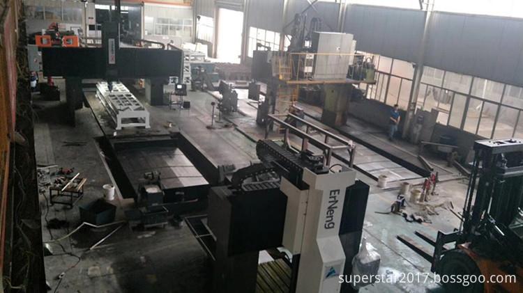 cnc millng center