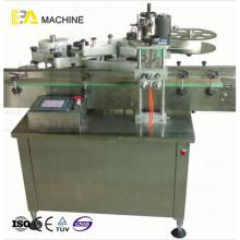 Machine d'étiquetage autocollante automatique à trois côtés