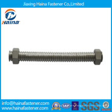 China Suppliers Stainless Steel Full Threaded Rod with Nut