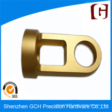 Customized High Precision Machined Brass Pogo Pin Part