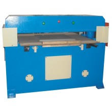 4-Pole Hydraulic Cutting Machine