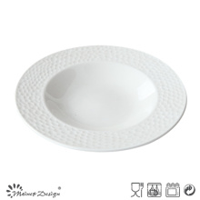 Hot Selling Embossed High Quality Soup Plate