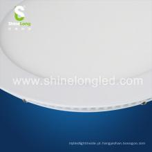 Luz de painel redonda ultra fina ultra fina do teto do diodo emissor de luz de 3W 6W 18W 25W