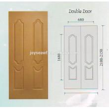 Meilleur qualité MELAMINE DOOR SKIN / peau de porte en mélamine de 3,2 mm