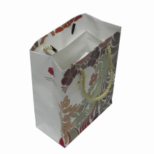 Cmyk Printed Paper Shopping Bag for Packing