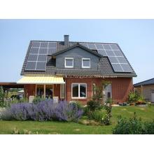 Солнечная-решетки системы производства электроэнергии 1К-10кВ