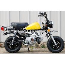 50cc, 125cc 4 tiempos refrigerado por aire mono moto con EEC&COC(LZM50E-2)