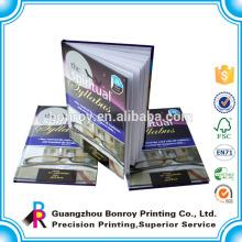 Barato alta calidad personalizada colorear libros de tapa dura de impresión