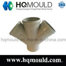 Molde de encaixe de tubulação de injeção plástica de alta qualidade