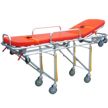 Hospital Aluminium Alloy Multifunction Ambulance Stretcher