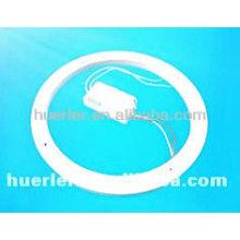 2013 nuevo círculo del diseño 7w llevó la iluminación del tubo