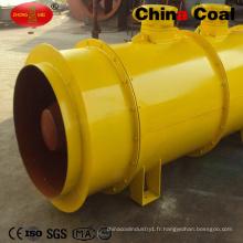 Le tunnel de Fbd et la mine de charbon ventilent le ventilateur axial anti-déflagrant d'écoulement