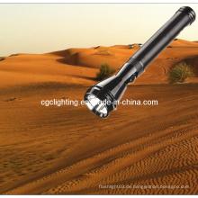 Aluminium-Hochleistungs-CREE-Mikrochip-LED-Fackel CC-103-2sc