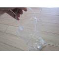 Sac à vin transparent Transparent PVC avec poignées de tuyaux (hbpv-63)