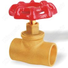 Brass Gland Packings Stop Valve