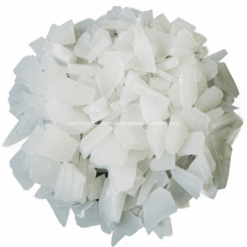 Aluminiumsulfatflocken-Granulatblock