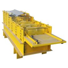 High Efficiency Ridge Cap Panel de telhado Roll formando máquina